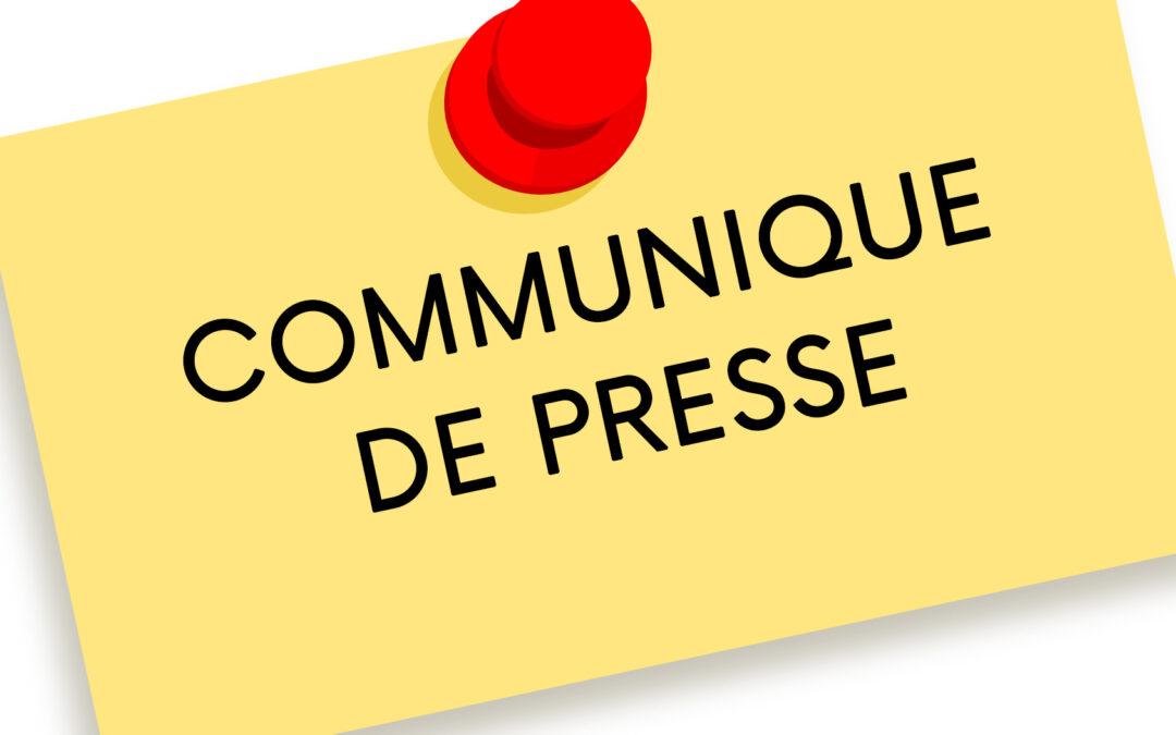 Communiqué de presse – Images et patrimoine numérisé, enjeux et nouveaux usages – Nicole VINCENT et Camille KURTZ