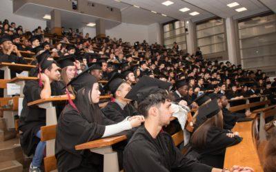Cérémonie de remise des diplômes – Licences 2019